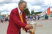 Ушел из жизни тренер по велоспорту Владимир Белявский