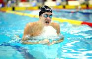 Белорусский пловец Илья Шиманович завоевал второе золото на Всемирной универсиаде