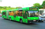 По Немиге в Минске не будет ходить общественный транспорт