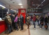 Кассиры ж/д вокзала: «Билеты в Брест и Гомель берите за две недели!»