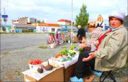 Мингорисполком возмется за продавцов овощей на улицах