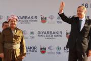 Глава иракских курдов впервые за 20 лет посетил Турцию
