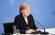 Ангела Меркель — белорусам: Не думайте, что мы о вас забыли