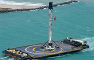 Falcon 9 вернулась на мыс Канаверал