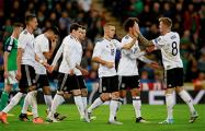 Сборная Германии извинилась перед шведами за свое поведение после матча