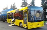 В Минске наконец появятся городские автобусы с кондиционерами