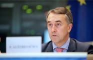 Пятрас Ауштрявичюс предложил ЕС ввести санкции в отношении белорусских чиновников