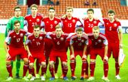 Юниорская сборная Беларуси разгромила сверстников из Азербайджана