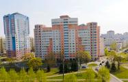 В эвакуированный в Минске дом разрешили вернуться жителям