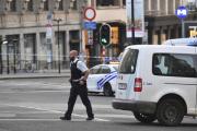 На Центральном вокзале Брюсселя прогремел взрыв