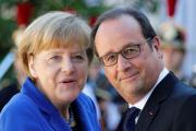 Париж и Берлин высказались за политическое решение в Сирии с участием РФ