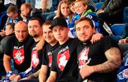 Минское «Динамо» одержало первую победу в КХЛ