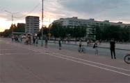 Жители Новополоцка вышли на улицы