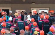 Минская Орловка поддержала бастующих рабочих