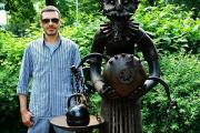 Украина предоставила убежище российскому журналисту