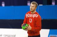 Сборная Беларуси по гандболу проиграла французам 23:34