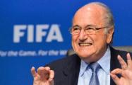 Блаттер отстранен от исполнения обязанностей президента FIFA