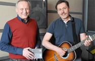 Змитер Войтюшкевич записал третий альбом на стихи Владимира Некляева
