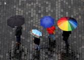 Завтра в Беларуси дожди и грозы