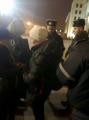 У Дома правительства задержали активистов