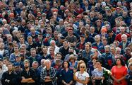 Забастовка продолжается по всей Беларуси
