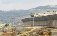 Израиль начал строить умную стену на границе с сектором Газа