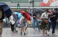 Тайфун «Джондари» в Японии: отменены несколько сотен авиарейсов
