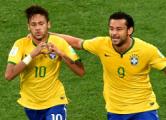 Бразилия выиграла у Чили в серии пенальти