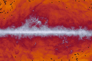 В молодой Вселенной нашли гигантские протоскопления галактик