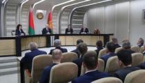 Лукашенко озадачил актив Минской области и объяснил кадровые перестановки