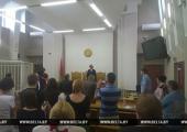 Оглашен приговор по скандальному делу профессоров БНТУ