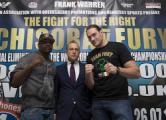 Британские боксеры разыграют право на бой с Владимиром Кличко