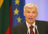 Юстас Палецкис: Диалог возможен после освобождения политзаключенных