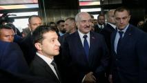МИД Украины заявил о недопустимости поучительного тона Лукашенко в адрес Зеленского