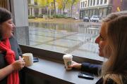 В Starbucks появятся беспроводные зарядники для смартфонов