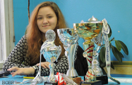 Бобруйчанка выиграла две золотые медали на ЧМ по шашкам