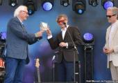 Лявон Вольский награжден премией Freemuse Music Awards