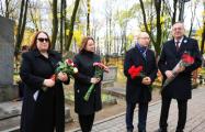 У Менску ўшанавалі памяць амэрыканкі, якая памерла, выратаваўшы беларускіх дзяцей