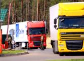 На границе в Каменном Логе грузовики стоят по 13 часов