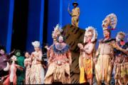 «Король Лев» признан самым успешным мюзиклом в истории