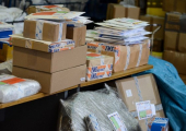 С 1 января снижены пошлины на посылки из-за границы