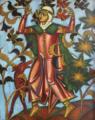 «Белгазпромбанк» купил на аукционе в Лондоне картины уроженца Бреста