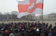 Власти «глушили» видео-онлайн с акций ИП в Минске