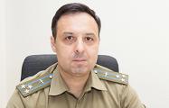 Минобороны Беларуси: Начальник управления Вооруженных Сил умер от пневмонии