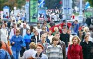 В Беларуси на 1000 мужчин приходится 1149 женщин