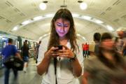 На новых станциях метро пассажиры проговорили 4570 минут по МТС