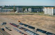Компания Leroy Merlin приостановила строительство гипермаркета в Минске