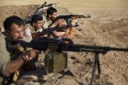 Курдские ополченцы пройдут обучение в бундесвере