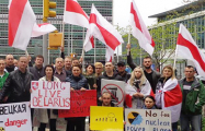 Белорусы в Вильнюсе готовят протест против БелАЭС