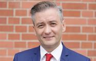 Евродепутата Роберта Бедроня не пустили в Беларусь